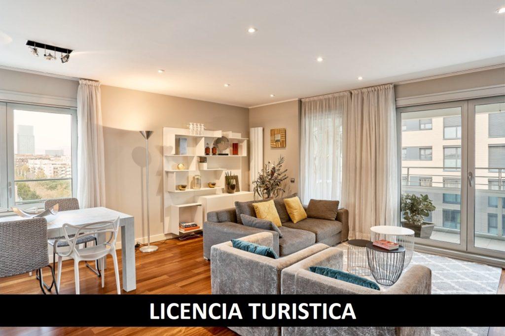 comprar piso con licencia turistica frente al mar